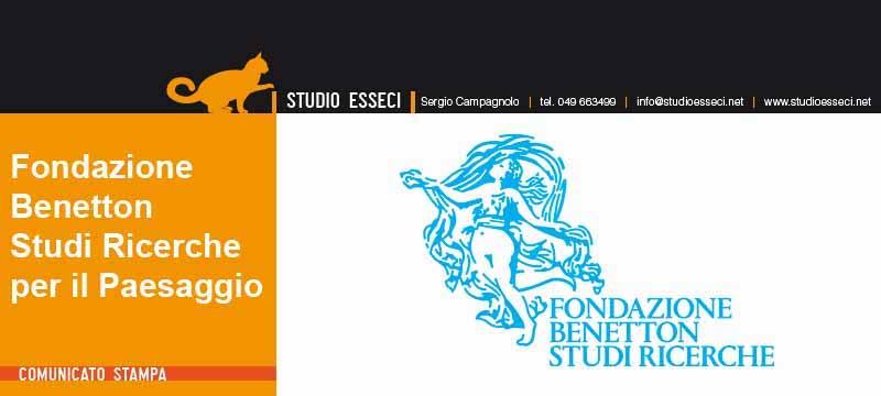 Fondazione Benetton Borse Paesaggio Sul Studio Di n80vOmNw
